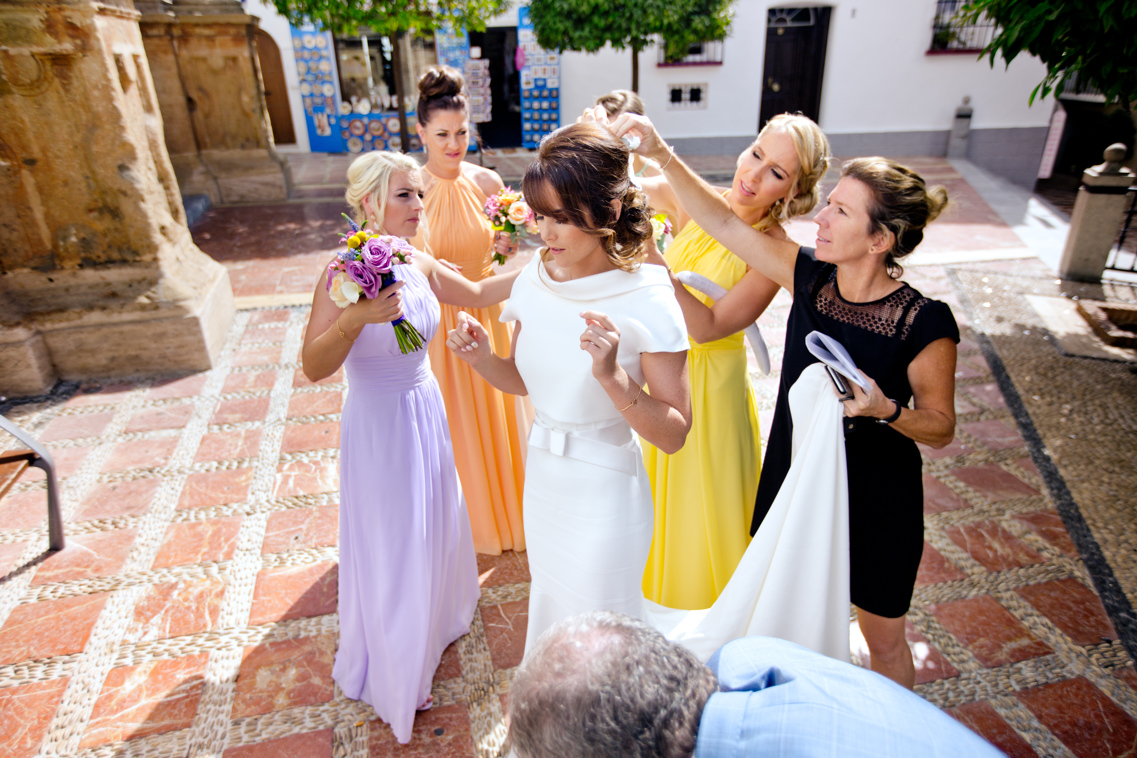 wedding in marbella 13