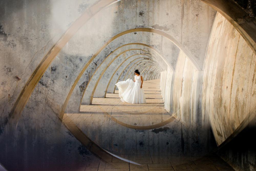 fotos creativas de boda