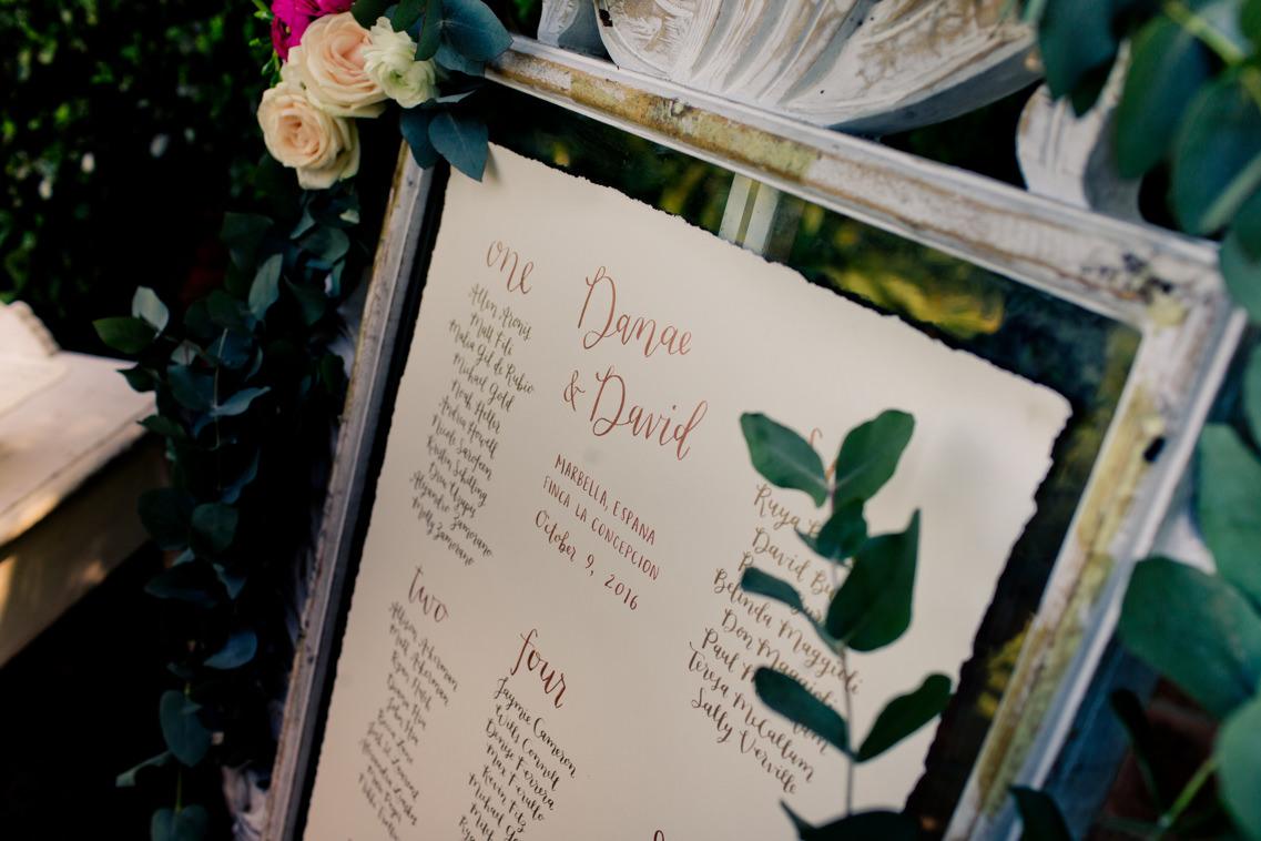 decoración para boda