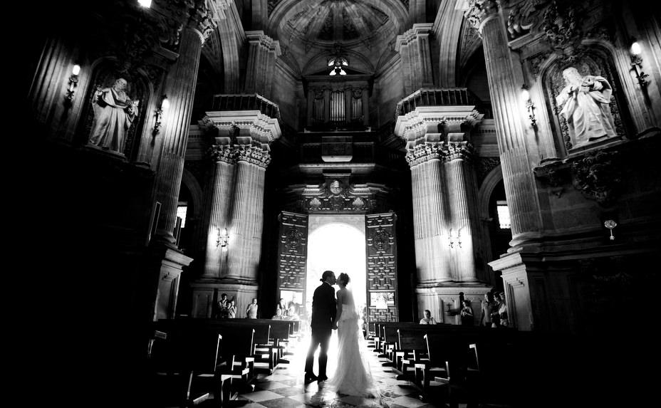 Boda en catedral de Granada 39