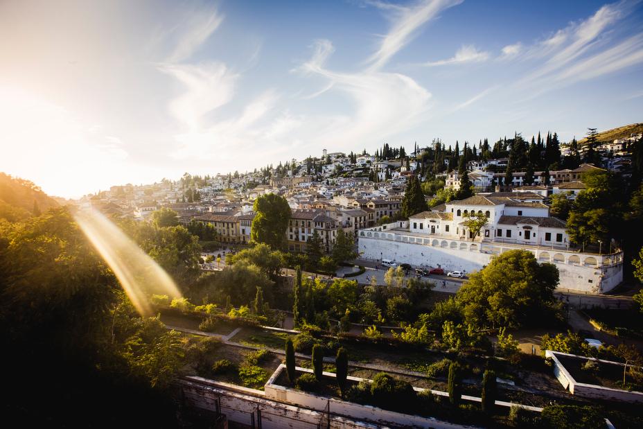 Boda en catedral de Granada 50