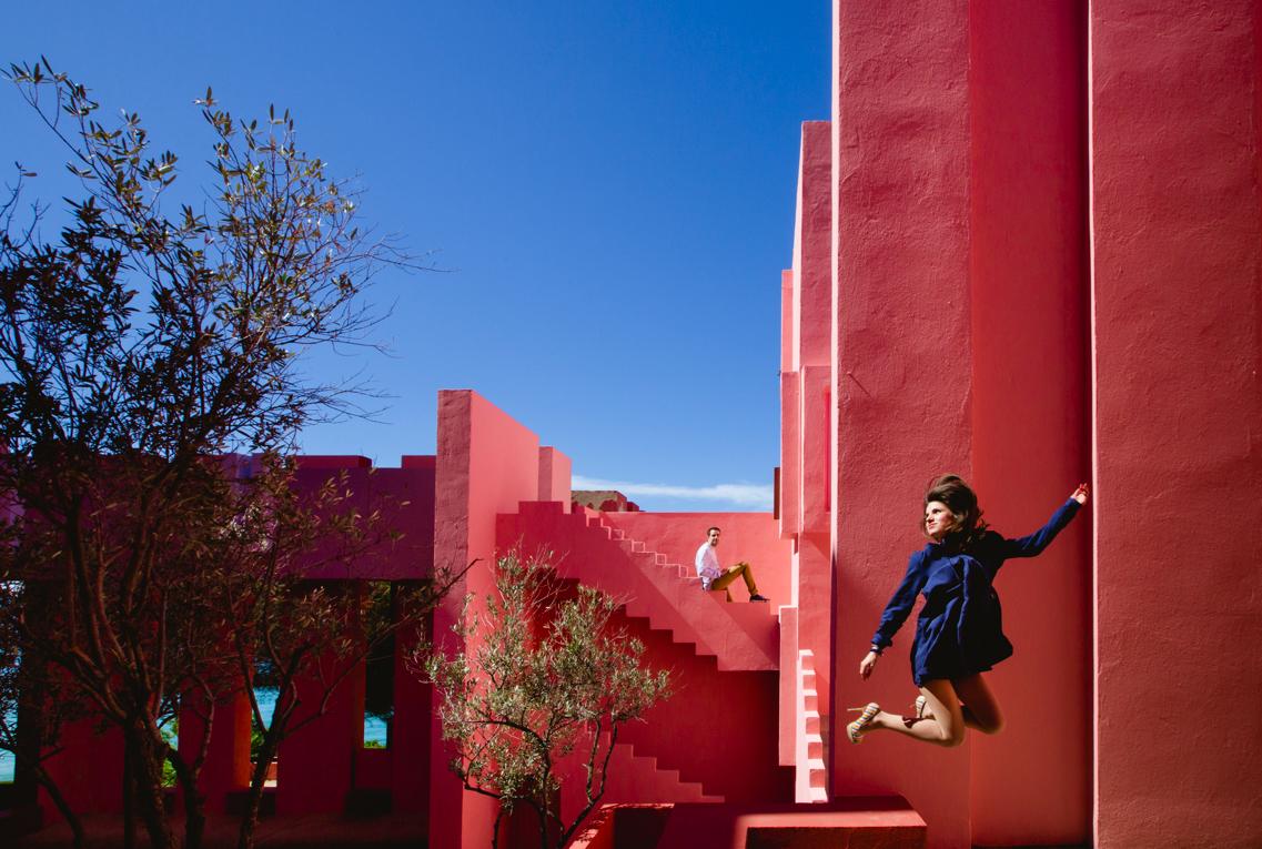 Preboda en la Muralla Roja 05