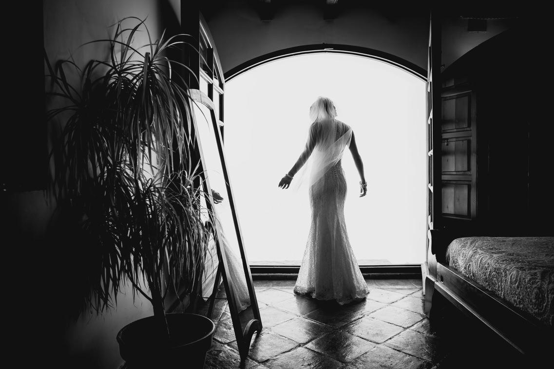 boda en Hotel Fuente del sol 12