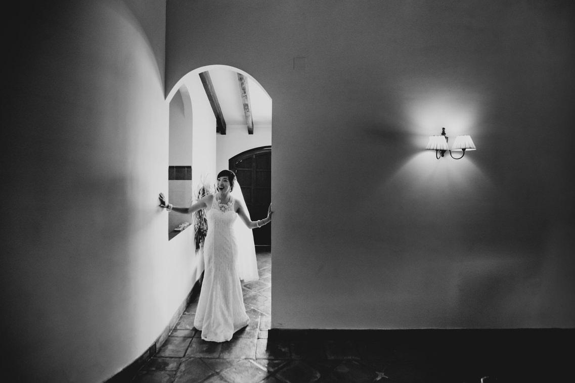 boda en Hotel Fuente del sol 14