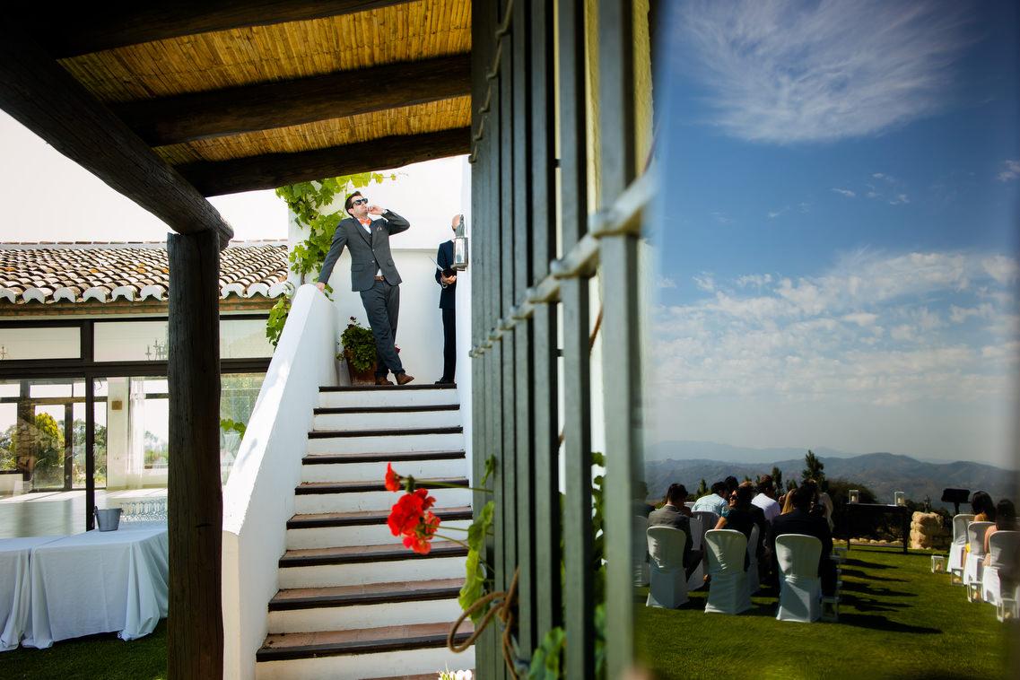 boda en Hotel Fuente del sol 18