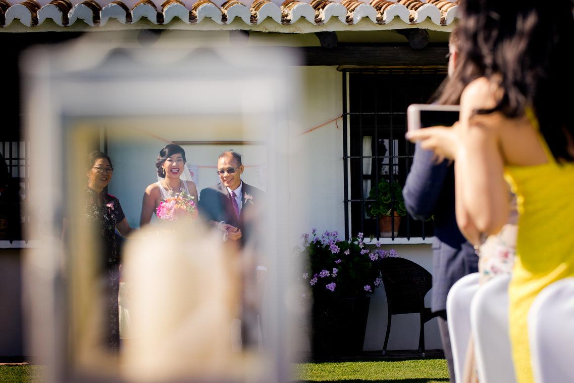 boda en Hotel Fuente del sol 20