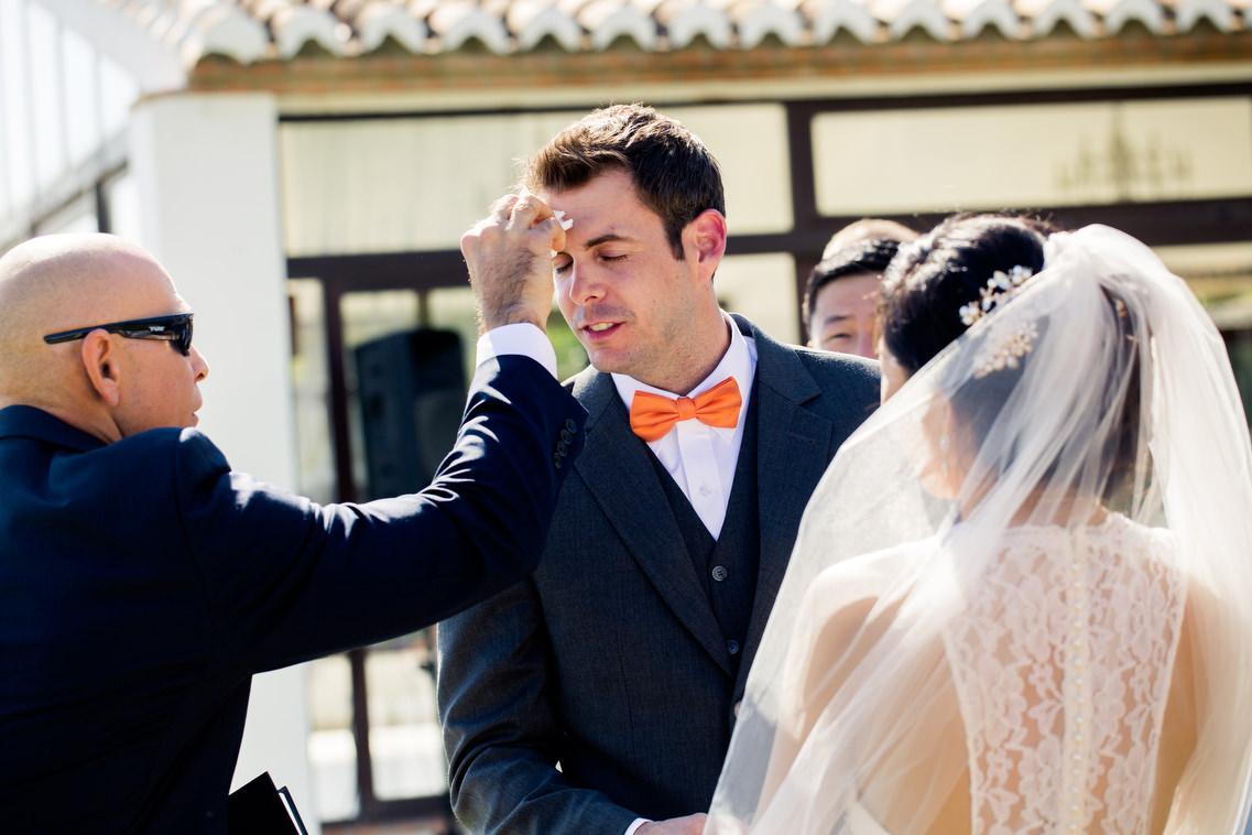 boda en Hotel Fuente del sol 22