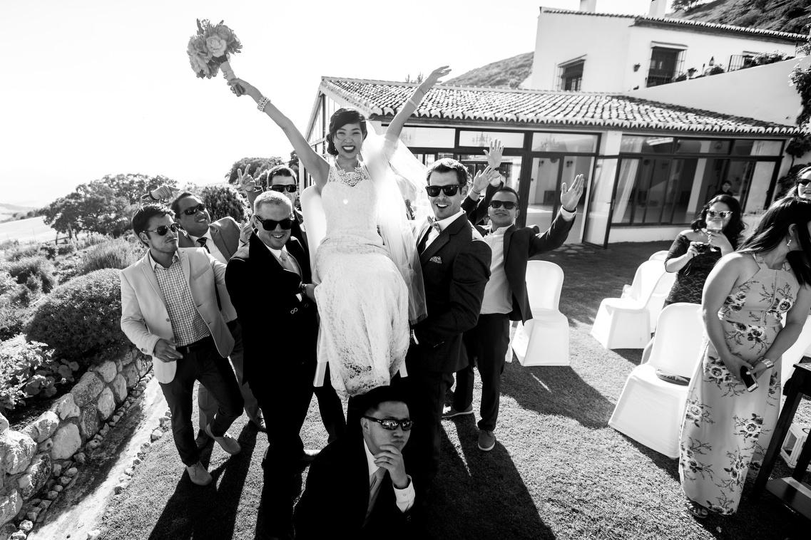 boda en Hotel Fuente del sol 25