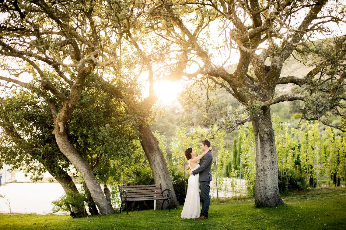 boda en Hotel Fuente del sol 34