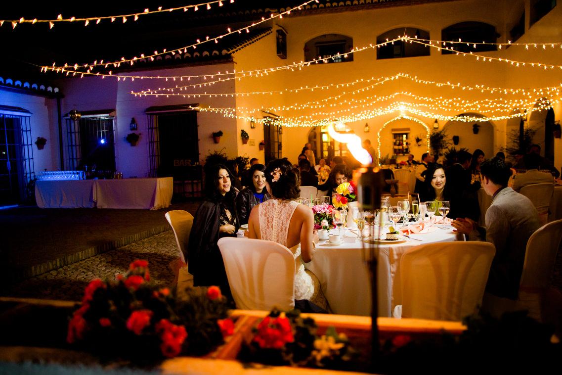 boda en Hotel Fuente del sol 37