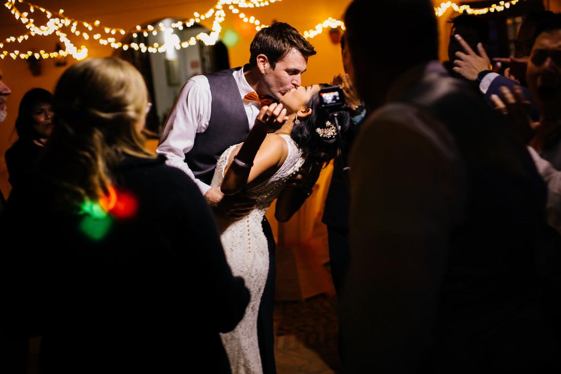 boda en Hotel Fuente del sol 40